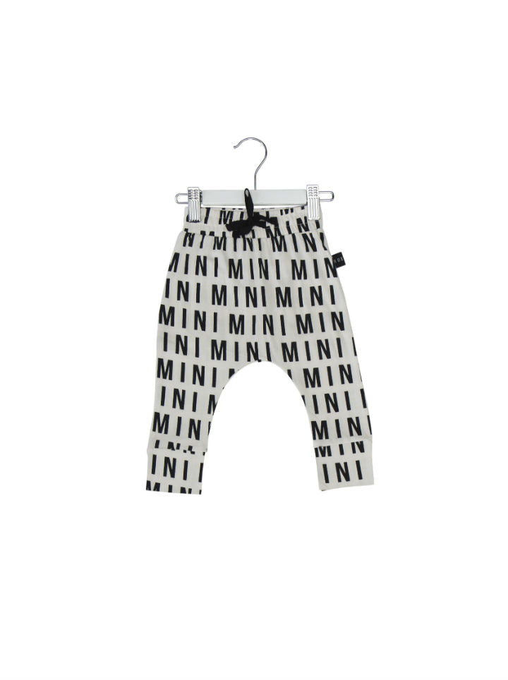 HuxBaby Organic MINI Pants