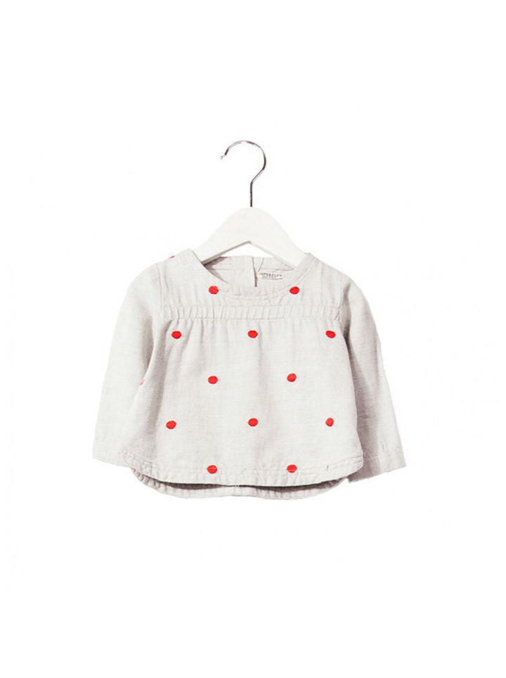 Imps and Elfs Organic Polka Dot Tunic