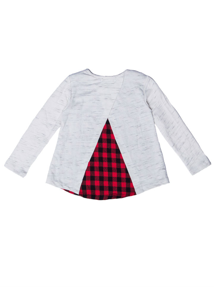 Joah Love 'Jade' Plaid Shirt