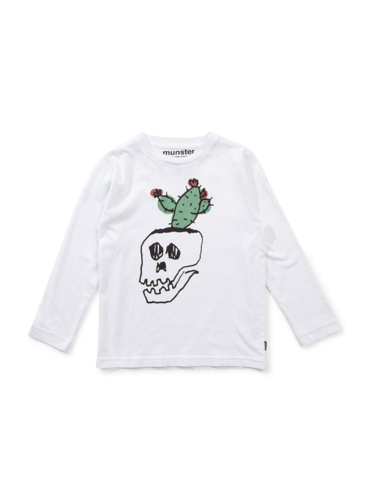 Munster Kids Pot Plant L/S Tee