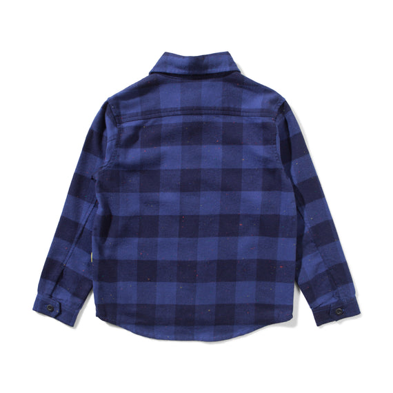 Munster Kids Flannel Shirt