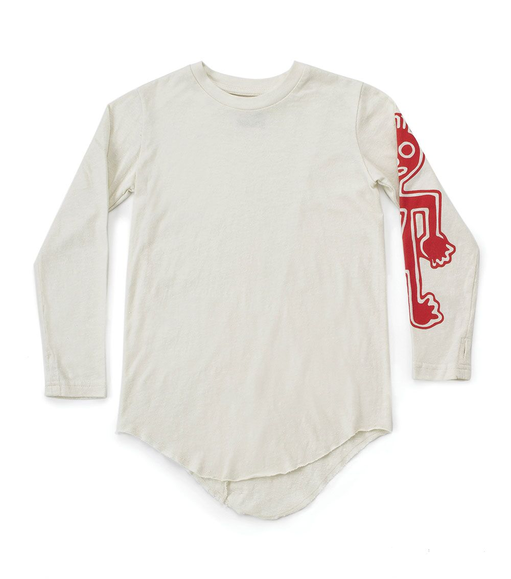 Nununu Raw Tribal Dancer Shirt