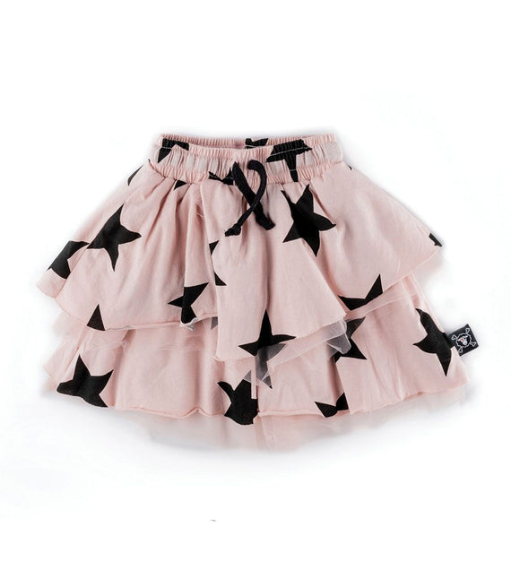 Nununu Layered Star Skirt