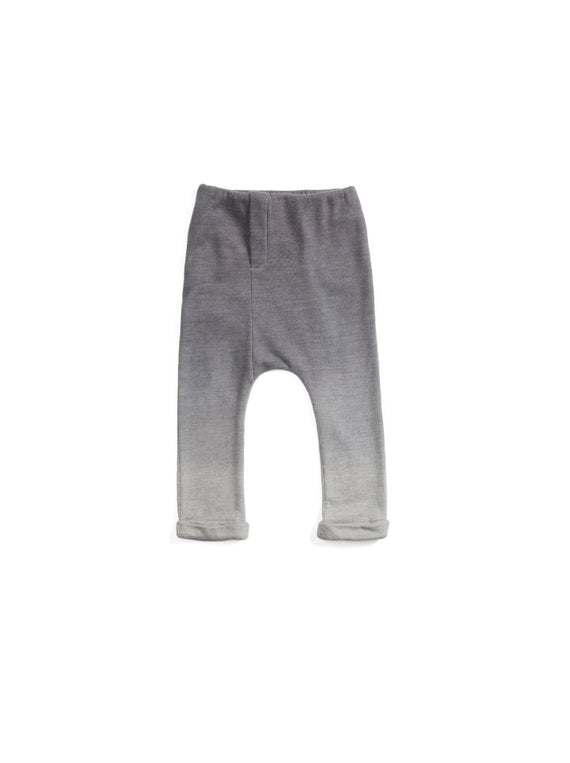 Omamimini Drop Crotch Ombre Sweatpants