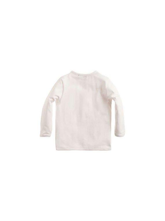Noppies Unisex Tee Little - White