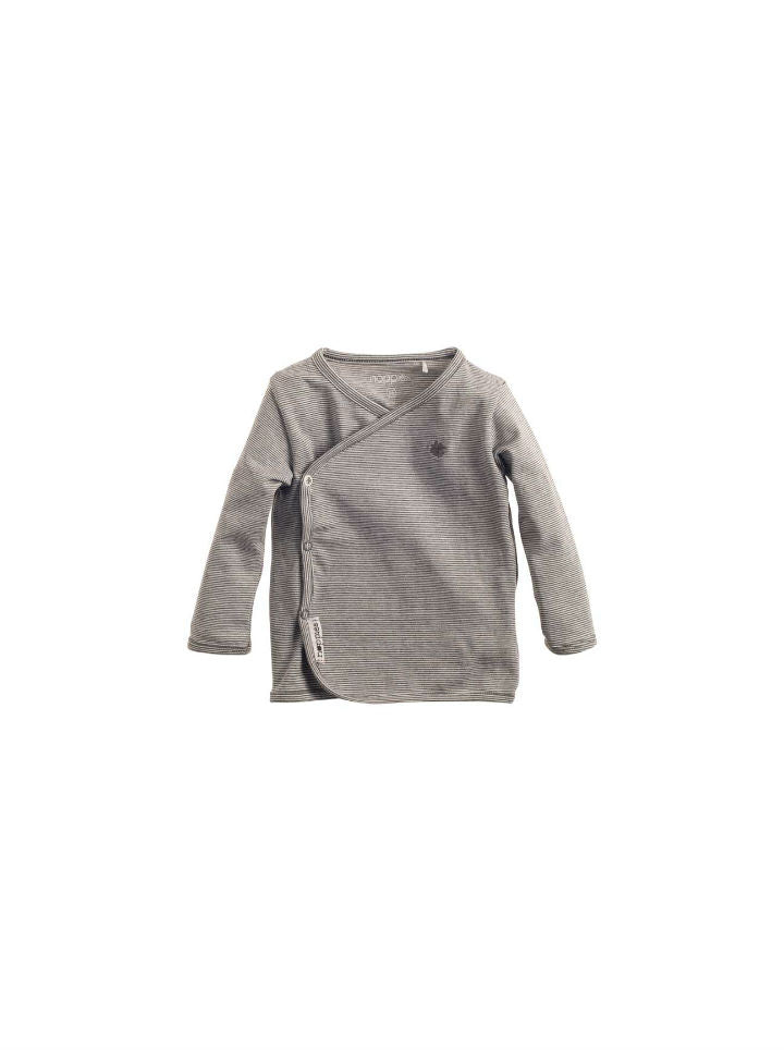 Noppies Unisex Tee Soldy - Anthracite