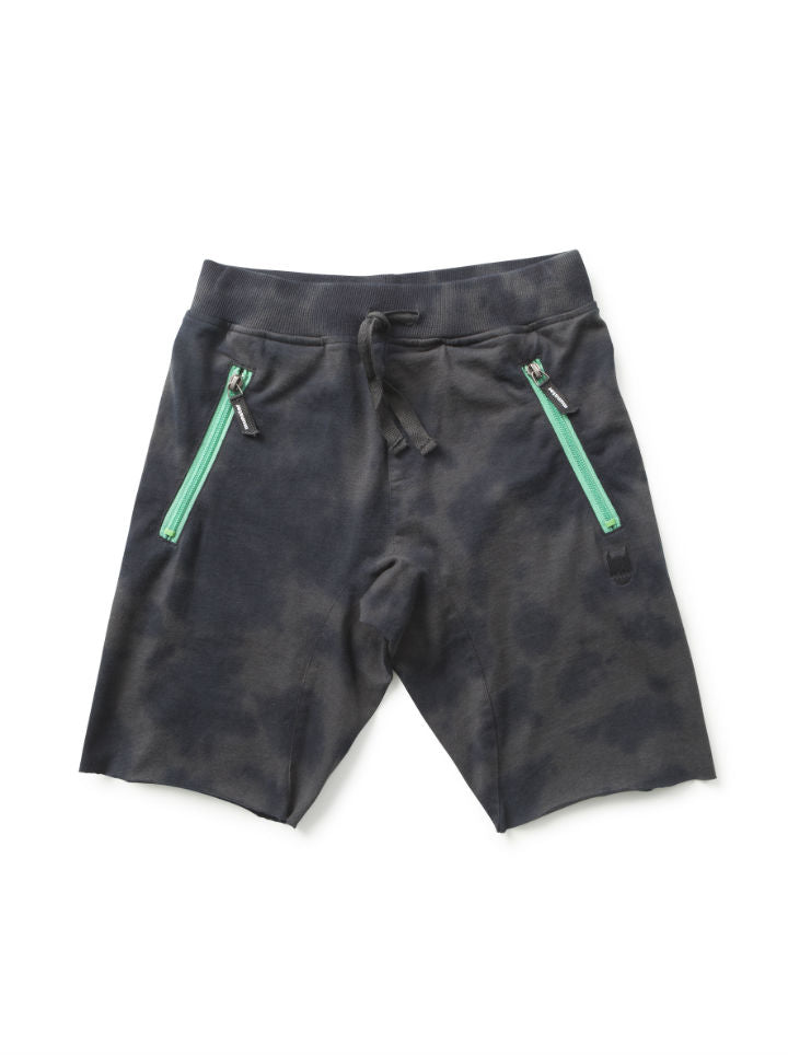 Munster Kids Duffer Tie Dye Shorts
