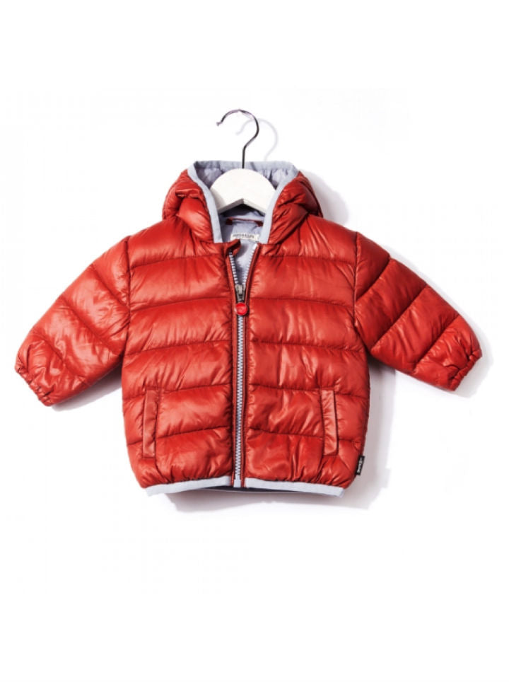 Imps and Elfs Down Filled Snow Jacket- Burnt Orange