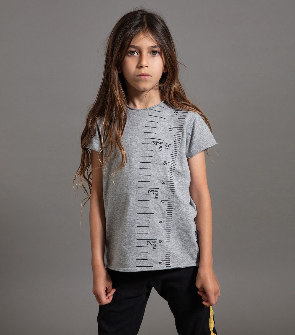 Nununu Measuring Band T-Shirt