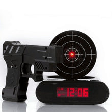 Load image into Gallery viewer, Laser Shooting Gun Alarm