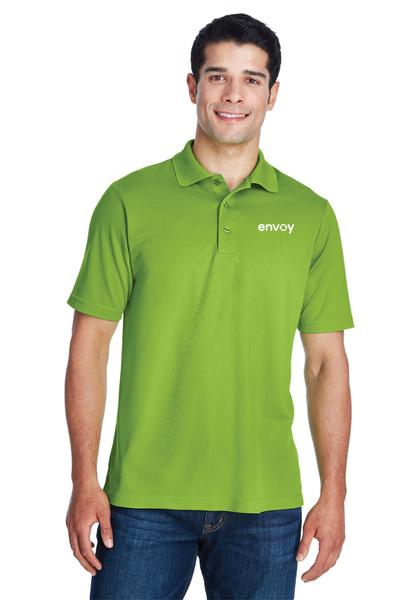 Envoy Origin Performance Piqué Polo