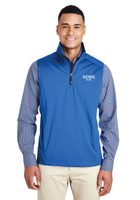 Elevate Techno Lite Three-Layer Knit 1/4 Zip Vest
