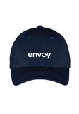 Envoy Six-Panel Twill Cap