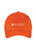 Diligent Advisory Six-Panel Twill Cap
