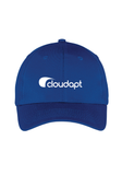 Cloudapt Six-Panel Twill Cap