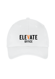 Elevate Six-Panel Twill Cap