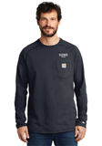 Elevate Cotton Delmont Long Sleeve T-Shirt