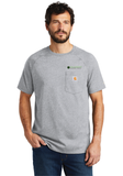 Diligent Advisory Cotton Delmont Short Sleeve T-Shirt