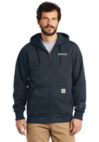 Envoy Rain Defender Paxton Heavyweight Hooded Zip-Front Sweatshirt