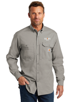 Elevate Ridgefield Solid Long Sleeve Shirt