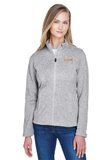 Envoy Ladies' Bristol Full-Zip Sweater Fleece Jacket
