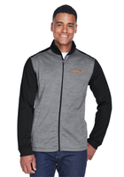Envoy Newbury Colorblock Mélange Fleece Full-Zip