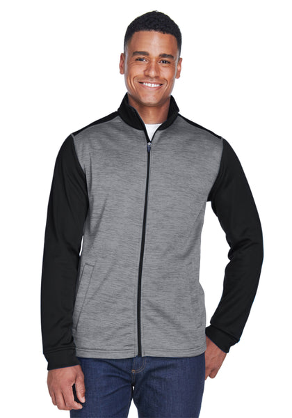 Newbury Colorblock Mélange Fleece Full-Zip