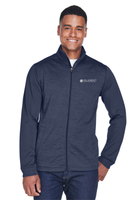 Diligent Advisory Newbury Colorblock Mélange Fleece Full-Zip