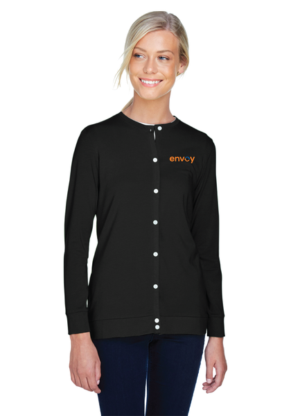 Envoy Ladies Ribbon Cardigan