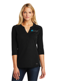 Cloudapt Ladies Fuse Henley