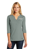 Elevate Ladies Fuse Henley