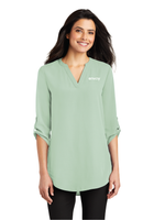 Envoy Ladies 3/4-Sleeve Tunic Blouse