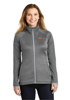 Envoy Ladies Canyon Flats Stretch Fleece Jacket