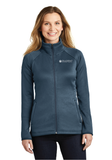 Diligent Advisory Ladies Canyon Flats Stretch Fleece Jacket