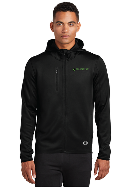 Diligent Advisory Endurance Stealth Full-Zip Jacket