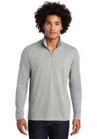 Tri-Blend Wicking 1/4-Zip Pullover