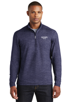 Elevate Stretch Reflective Heather 1/2-Zip Pullover