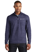 Diligent Advisory Stretch Reflective Heather 1/2-Zip Pullover