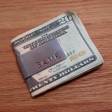 Load image into Gallery viewer, Personalized Money Clips - TheExCB