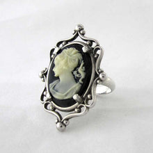 Load image into Gallery viewer, Classic Cameo Ring - TheExCB