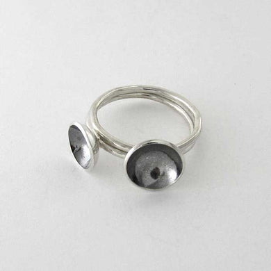 Cup Rings (pair) - TheExCB