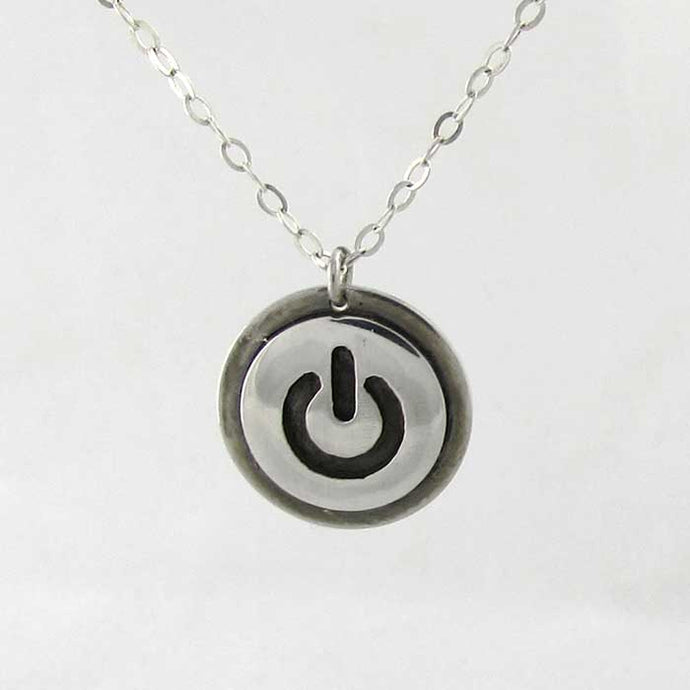 Power Button Pendant