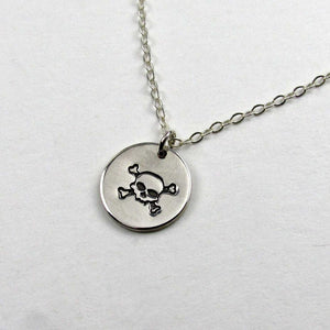Skull and Crossbones Charm - TheExCB