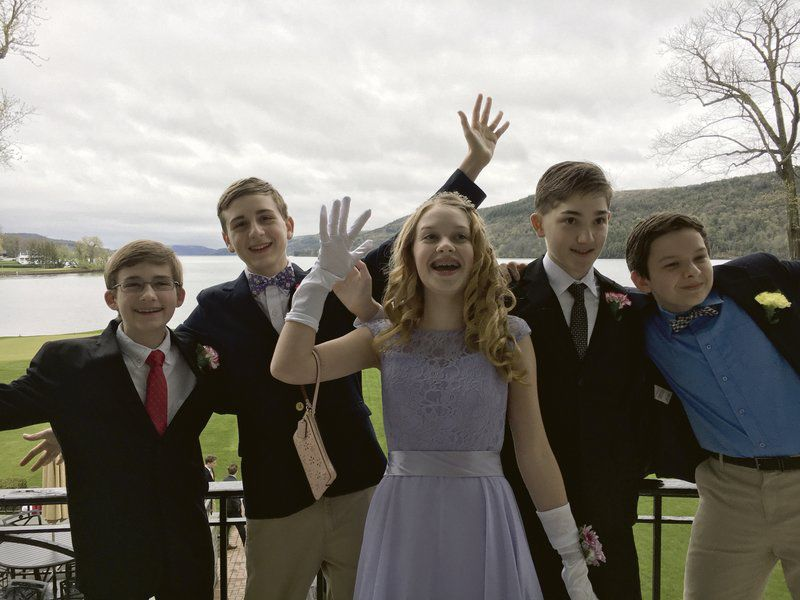 Cotillion Class - Your children (and society) will be thankful.