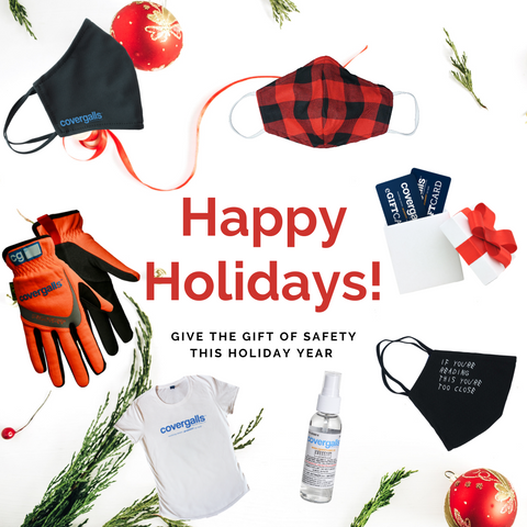 Happy Holidays! Give the Gift of Safety This Holiday