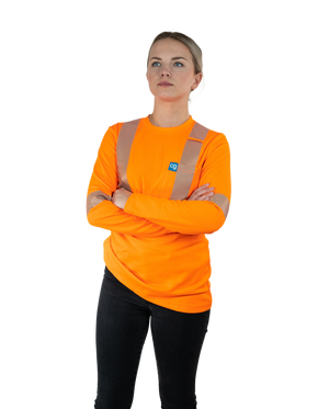 High-Viz Long Sleeve Shirt
