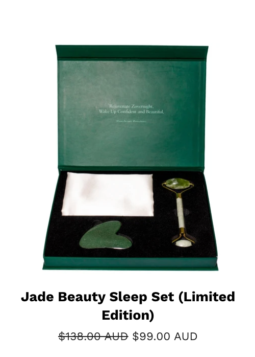 Jade Beauty Sleep Set