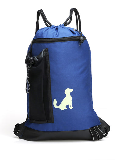 'The Player' Drawstring Bag
