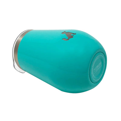 12oz Insulated Wine Tumbler, With Lid