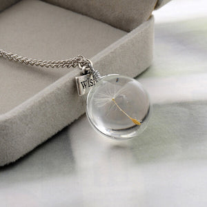 Dandelion Desire Necklace | Top Fashion Lab